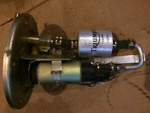 Triumph Daytona Speed Four Speed Triple TT600 Tiger fuel pump