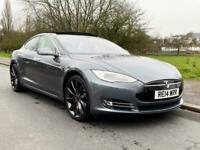 2014 Tesla Model S E P85D CVT 4x4 5dr (Nav) Saloon Electric Automatic