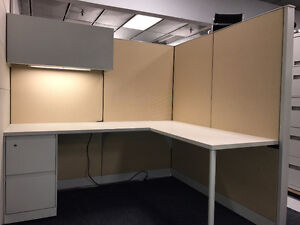 Cubicles, office cubicles from $599