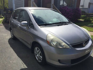 2008 Honda Fit DX Hatchback