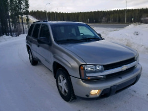 2003 Trailblazer