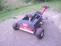 Toro Hydroject 3000 Aerator -$ 1000 - Try you trade