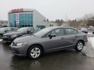 2015 Honda Civic LX Extended Warranty