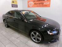 2013 Audi A4 2.0TDI (140BHP) Multitronic Technik ***BUY FOR ONLY £60 PER WEEK***