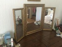Beautiful dressing table Mirror