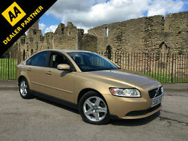 2008 Volvo S40 2.0D S 50MPG **Full Service History**