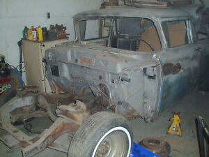 NEW PRICE on1957 Ford Ranchero