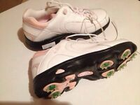 Brand new women's golf shoes