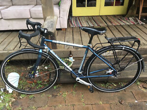 MEC National Touring Bike and extras