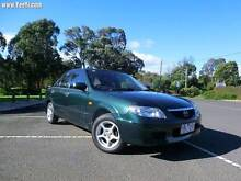 2001 Mazda 323 Sedan Auto with tow bar kit Box Hill South Whitehorse Area Preview