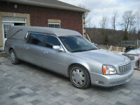 2000 Cadillac funeral Coach Reduced $8900