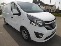 2015 VAUXHALL VIVARO 1.6 CDTI 115 2900 L2 H1 SPORTIVE**,BUY FROM £66 P/W** PANEL