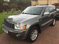Jeep Grand Cherokee 3.0CRD V6 Overland Station Wagon 5d 2987cc auto
