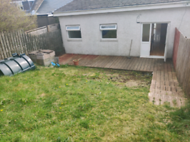 Spacious 2 bedroom House for rent Forth near Livingston