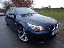2008 BMW M5 M5 4dr SMG 19in M Alloys! Dynamic Seats! 4 door Saloon