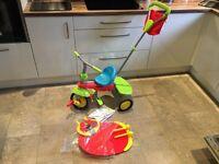 Smart Trike Joy - 4 stage trike