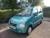 Suzuki Wagon R 1.3 automatic low mileage for year low insurance .