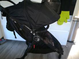 City Jogger Mini GT pushchair