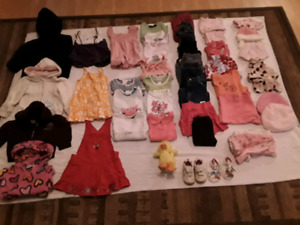 Girls clothing  18 To 24 months