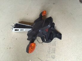 Yamaha R6 tail tidy unit - original OEM part