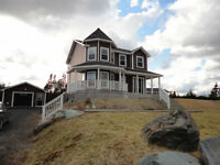 Oceanview property in scenic Bay Bulls on a quiet culde sac!