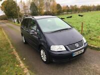 2008 Volkswagen Sharan 2.0 TDI SE 140 **FSH**DIESEL**1yr MOT** - Alhambra Galaxy