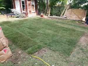 LANDSCAPING WORK DONE IN BRAMPTON WE DO EVERYTHING