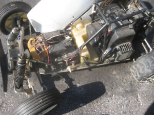 Traxxas 1/5 Scale Gas Engine Monster Buggy