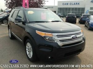 2014 Ford Explorer XLT  Navigation Blind Spot Mon