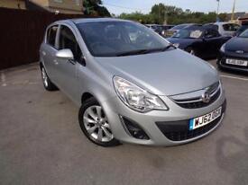 2012 Vauxhall Corsa 1.3CDTi 16v ( 75ps ) ( A/C ) ecoFLEX Active