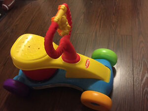 Playskool Popping park bounce and ride