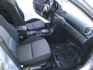 2007 Mazda 3 Automatic 4cyl Well maintained Great space