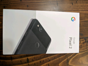 Pixel 2 in mint condition