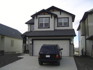 Airdrie Kings Heights House for Rent