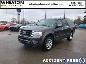 2016 Ford Expedition Max Limited    Leather   Sunroof   Remote S