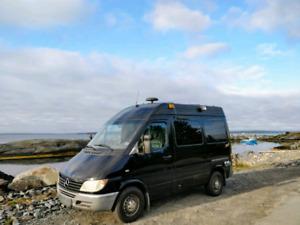 Camper, Cargo, Passenger - World's Best Van (2004 T1N Sprinter)