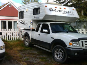 Adventurer 7.5 ft Camper