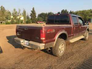 2006 Ford superduty f350 kingranch