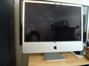 Apple iMac 24 inch (Mid-2007) A1225 Core 2 Duo for Parts/Repair