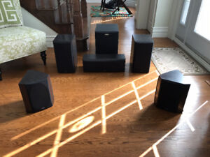 Speaker Polk Audio Pour Surround 5.1