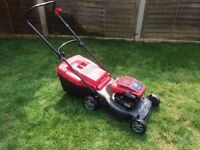 Mountfield HP470 with the reliable Briggs and Stratton engine