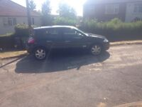 automatic renault megane for spares and repairs