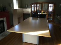 Office Furniture - Desks, Cabinets, Board Room Table & Rugs