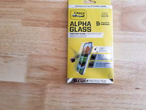 Otter box s8 glass screen protector
