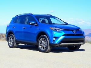 2016 Toyota RAV4 LTD TECH SUV, Crossover