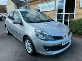 image for 2006 Renault Clio 1.4 Dynamique Silver 5 Door Low Insurance Group Ideal 1st Car