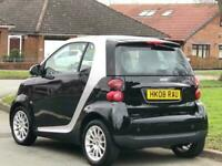 2008 smart fortwo 1.0 Passion 2dr Coupe Petrol Automatic