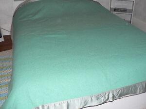 3 Vintage Wool Blankets