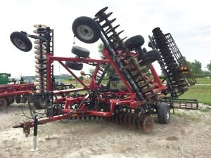 2010 CASE IH 330-34 TURBO-TILL VERTICAL TILLAGE