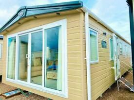 STUNNING 6 BERTH HOLIDAY CARAVAN FOR SALE NORFOLK COASTLINE - VIEWINGS